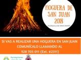 EL AYUNTAMIENTO DE VALSEQUILLO ELABORA UN CENSO DE LAS HOGUERAS DE SAN JUAN