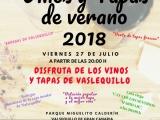 VALSEQUILLO INVITA A DISFRUTAR DEL ECLIPSE CON VINOS Y TAPAS DE VERANO