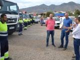 Valsequillo ya tiene nuevo servicio de recogida de residuos y limpieza viaria