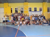MÁS DE 150 JÓVENES PARTICIPARON ESTE AÑO EN EL TORNEO DE BASKET 3x3 EN VALSEQUILLO
