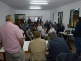 LOS VECINOS DE TENTENIGUADA DECIDEN LA UBICACIÓN DE SU CANCHA DEPORTIVA