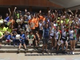 El Turismo Activo reúne en Valsequillo a un centenar de amantes de la orientación
