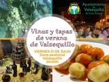 Valsequillo continúa con su promoción de los productos locales e impulsa una nueva edición de la Noche de Vinos y Tapas