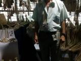 Valsequillo estuvo presente en la Feria de Artesanía de Canarias