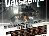 La Plaza de Tifaritti de Valsequillo acogerá la gran fiesta del XXV aniversario de Valsebike