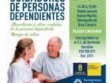 ABIERTAS LAS INSCRIPCIONES PARA LAS JORNADAS DIRIGIDAS A LOS CUIDADORES DE PERSONAS DEPENDIENTES