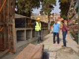 EL AYUNTAMIENTO DE VALSEQUILLO CONSTRUYE 35 NICHOS EN EL CEMENTERIO MUNICIPAL