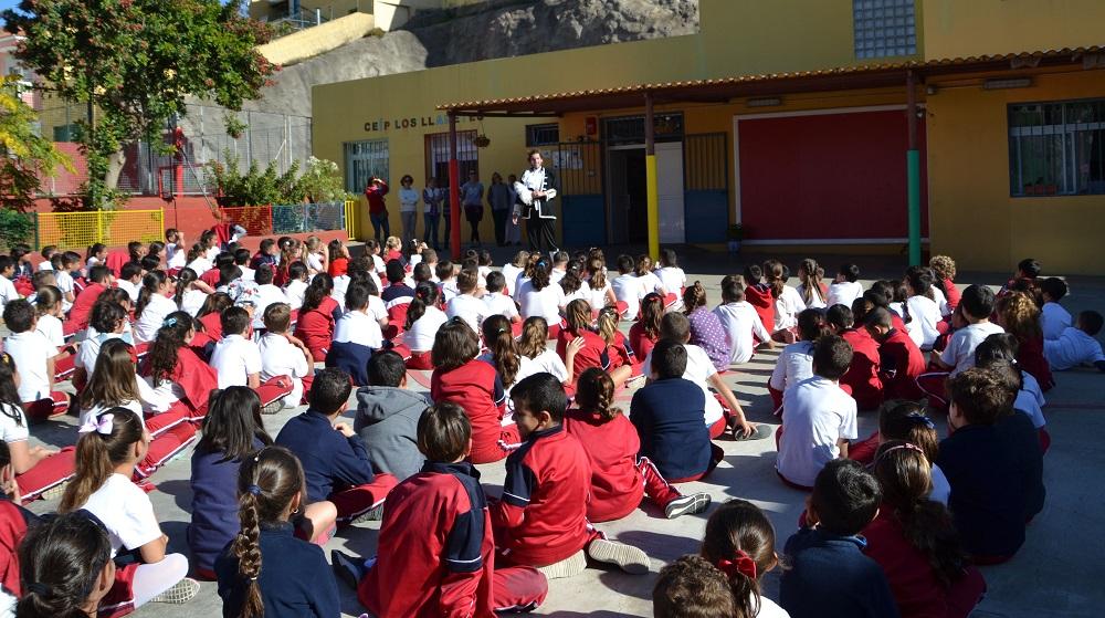 Fotos pregonero colegios