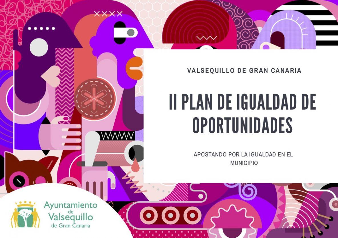Portada II Plan de Igualdad