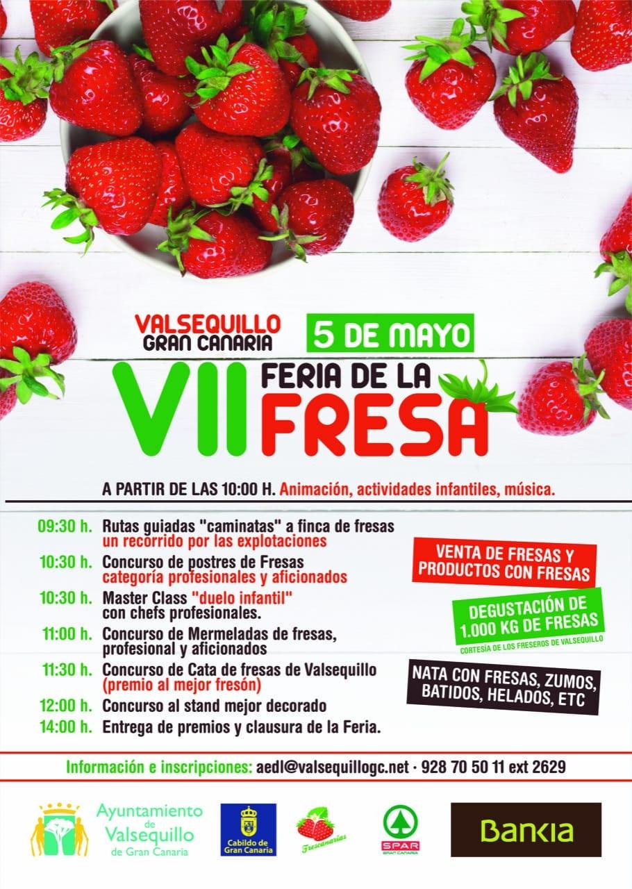 Feria de la fresa 2019