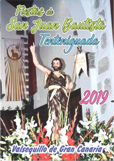 Portada programa san Juan 2019