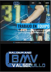 Club Balonmano Valsequillo