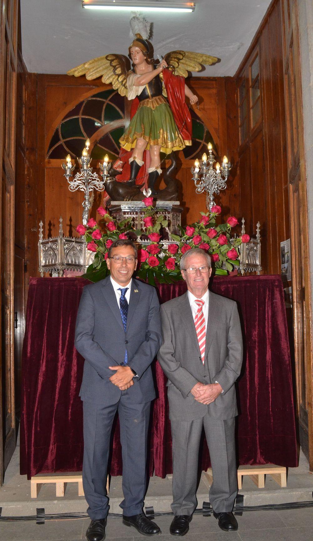 Pregón san Miguel 2019