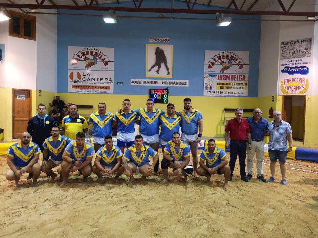 equipo CL ALMOGAREN