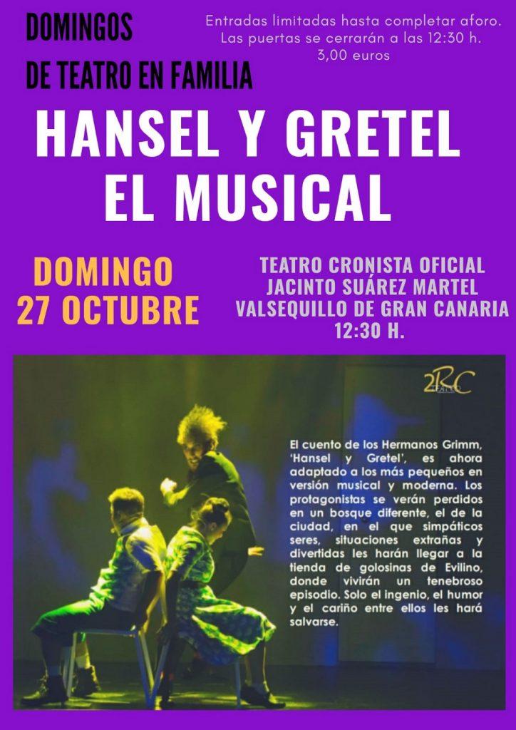 musical Hansel y Gretel 2019