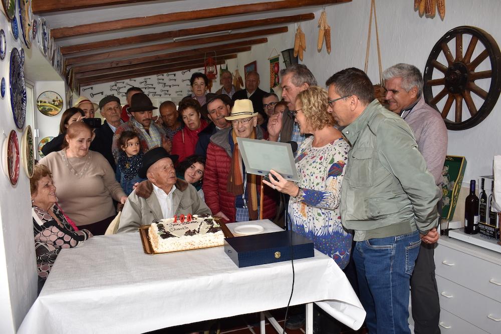 100 cumpleaños Chanito Zacarias 2