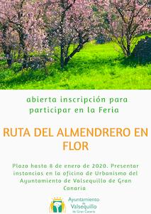 Almendrero en Flor 2020