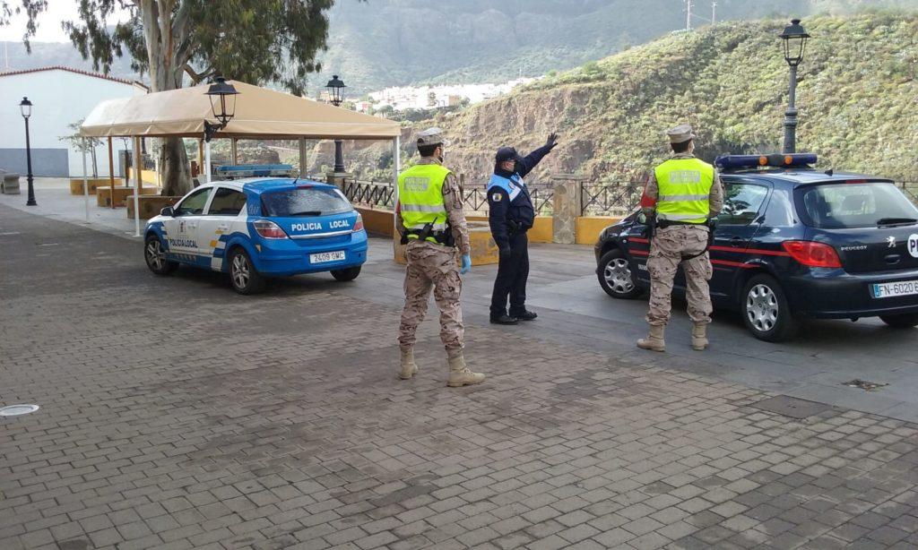 Intensifican Policía Local y Policía Naval