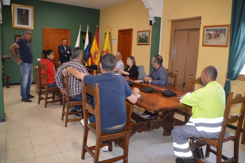 reunión COVID-19