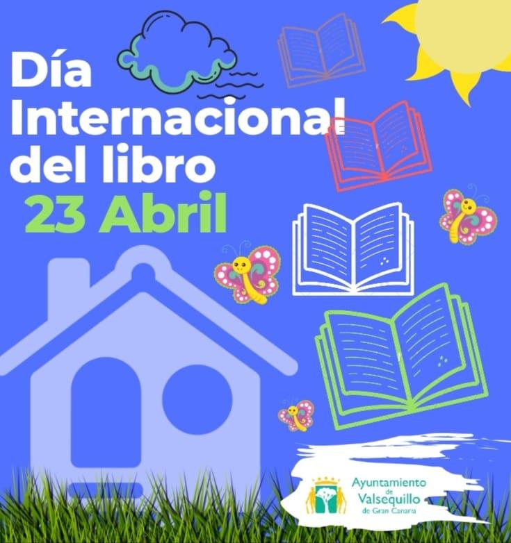 CARTEL DÍA INTERNACIONAL DEL LIBRO