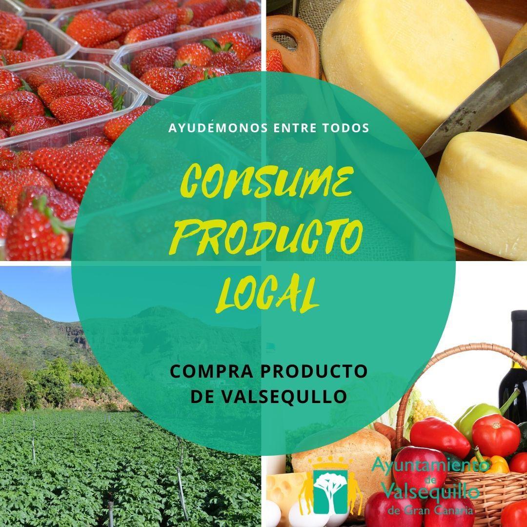 Campaña consume producto local