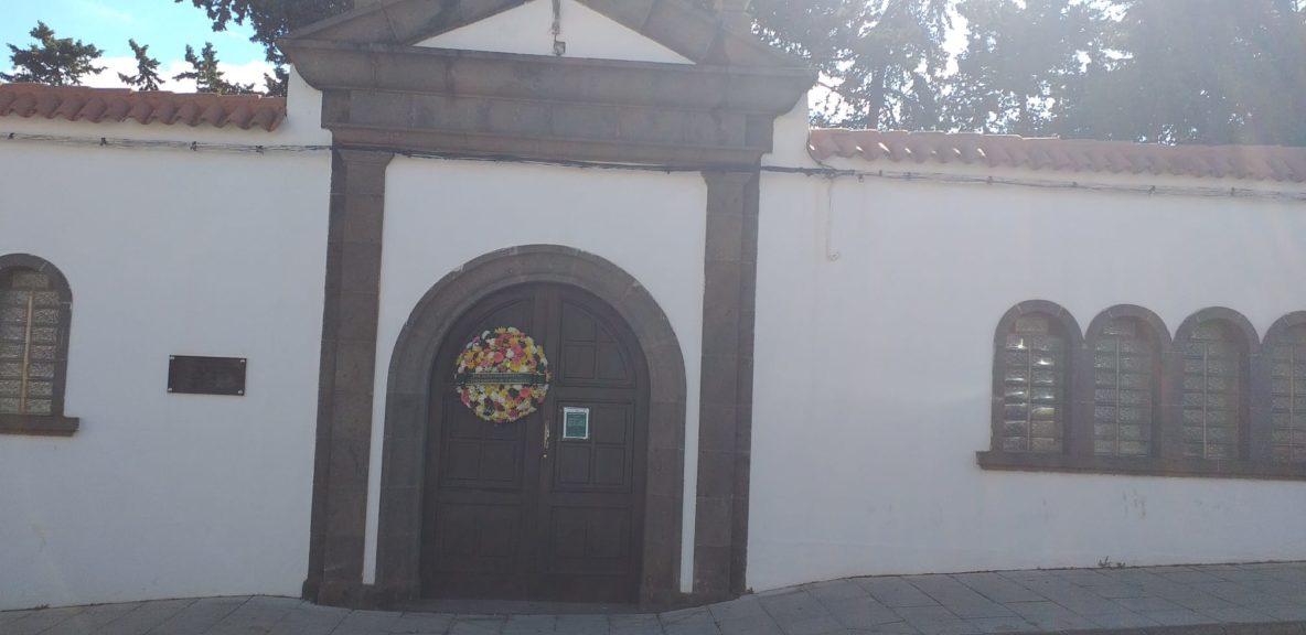 foto cementerio municipal Valsequillo