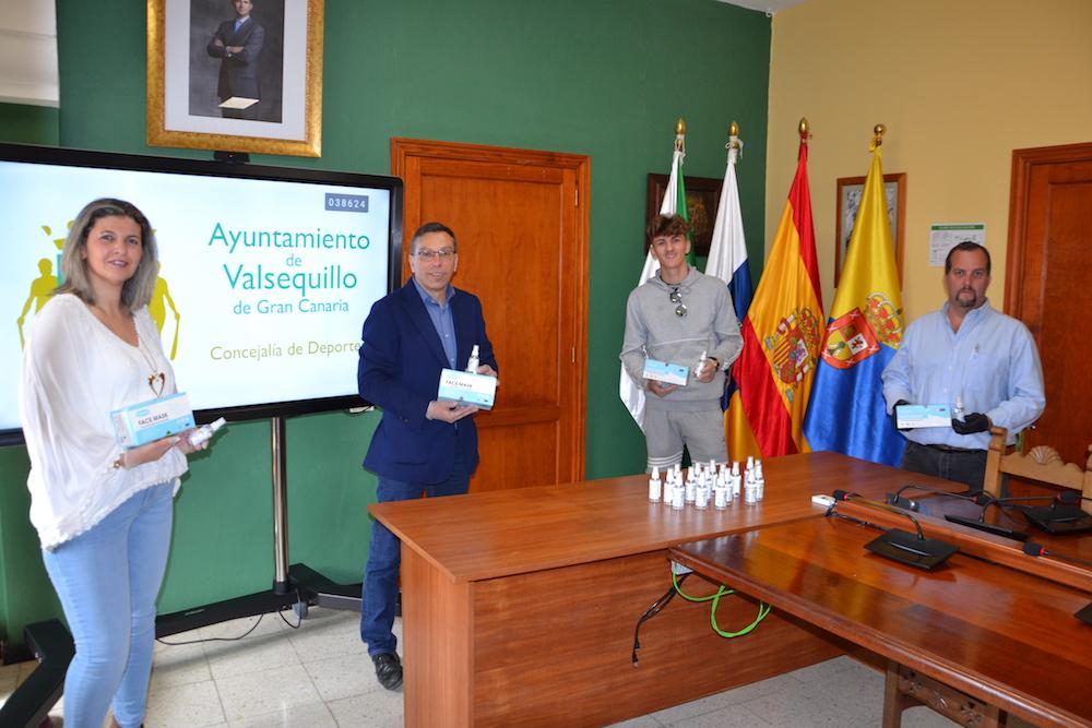 Donación Pablo Rodríguez