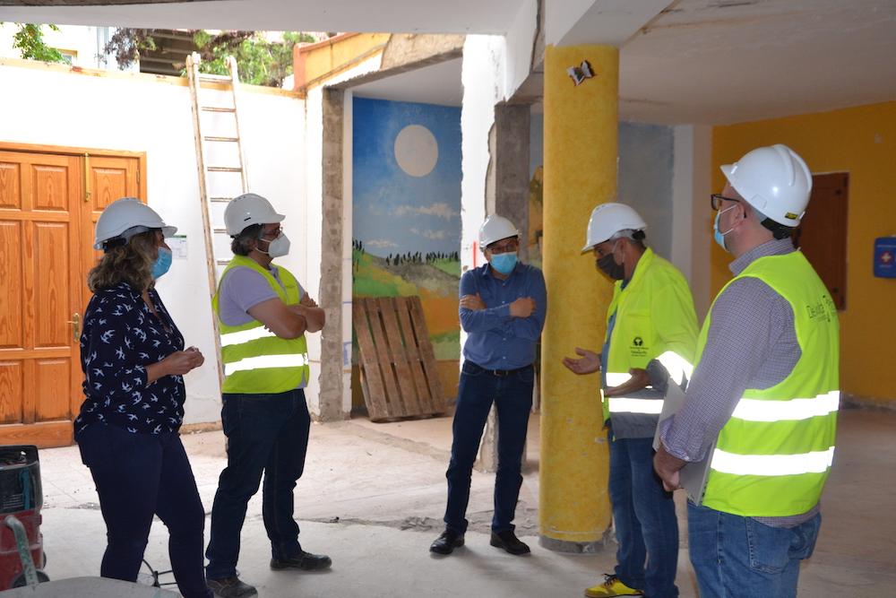 Visita obras casa cultura casco 09-06 15