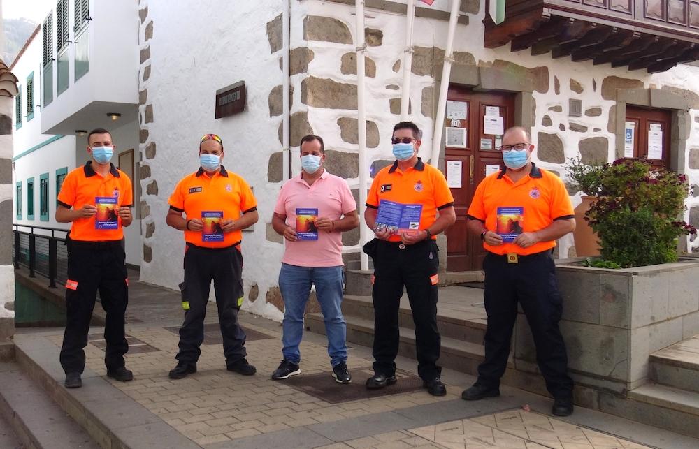 Campaña de prevención de incendios