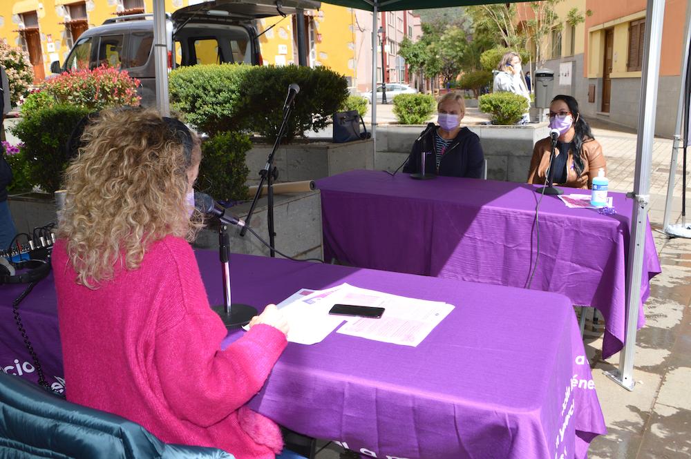 Entrevista de Radio Valsequillo