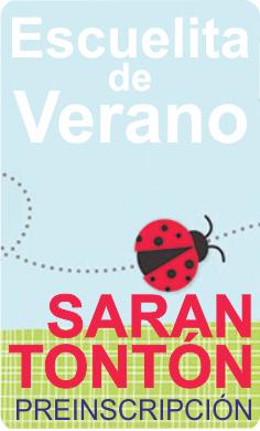Preinscripción Escuelita de Verano Sarantonón
